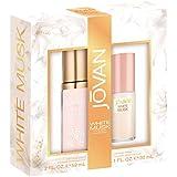 Jovan White Musk Perfume Set for Women