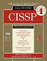 CISSP All-in-One Exam Guide, 7th Edition Front Cover