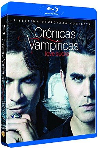 Crónicas Vampíricas - 7ª Temporada - The Vampire Diaries Season 7 [Non-usa Format: Pal -Import- Spain ] (The Vampire Diaries Season 7 compare prices)
