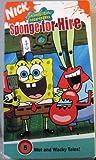 Spongebob Squarepants:Sponge for Hire [VHS]