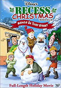 Recess Christmas - Miracle On Third Street by Walt Disney Video