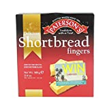 Paterson's - Shortbread Fingers - 380g (Case of 7)