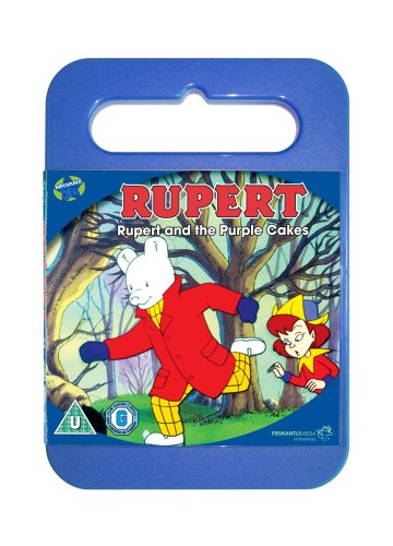Rupert and the Purple Cakes [Import anglais]