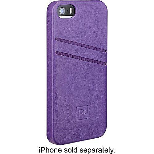 Platinum - Wallet Case for Apple® iPhone® 5s - Deep Mauve (Platinum Iphone 5 Case compare prices)