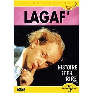 Vincent Lagaf Histoire d'en rire affiche