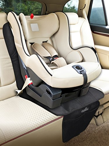 car seat protector for baby infant carseats automotive backseat protector mat to use under. Black Bedroom Furniture Sets. Home Design Ideas