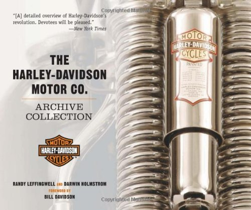 The Harley-Davidson Motor Co. Archive Collection