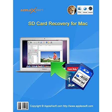 SD Card Recovery for Mac [Download]