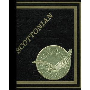 (Reprint) 1981 Yearbook: Scott High School, Madison, West Virginia Scott High School 1981 Yearbook Staff