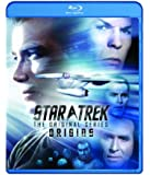 Star Trek: The Original Series - Origins [Blu-ray]