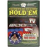 Trademark Poker DVD - Secrets Of No-limit Hold'em With Howard Lederer Instructional (Multi)