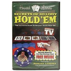 Trademark Poker DVD - Secrets Of No-limit Holdem With Howard Lederer Instructional (Multi)