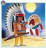 プレイモービル スペシャル インディアンの酋長 4652