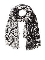 Tantra Fular (Negro / Blanco)