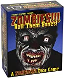 Zombies Zombies!!! Roll Them Bones! Board Game