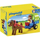 Playmobil 6779 1.2.3 Pony Wagon