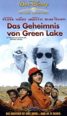 Das Geheimnis von Green Lake [VHS]