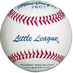 Buy Macgregor 76-1 Little League Baseball (One Dozen) by MacGregor