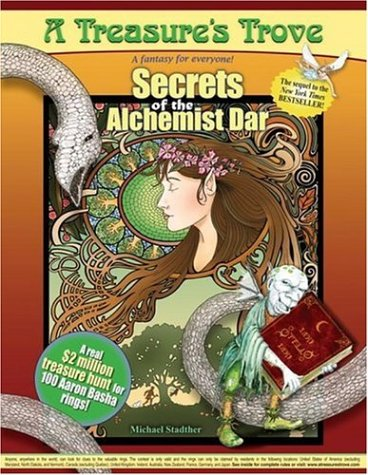 Secrets of the Alchemist Dar: Collector's Hardcover Edition (A Treasure's Trove)
