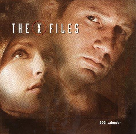 X-Files 2001 Calendar