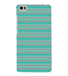 EPICCASE ethnic design Mobile Back Case Cover For Xiaomi Mi5 (Designer Case)