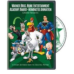 Warner Bros. Home Entertainment Academy Award-Nominated Animation: Cinema Favorites