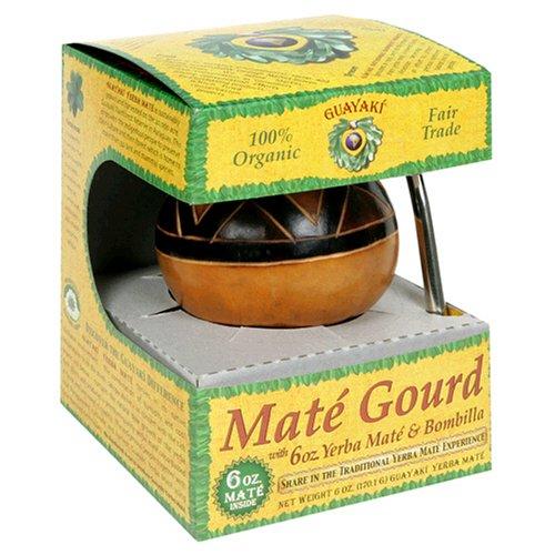 Guayaki Gaucho Gourd Gift Pack  6 oz of Loose