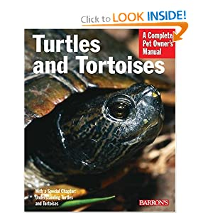 turtles and tortoises (complete pet owner#39;s manual)