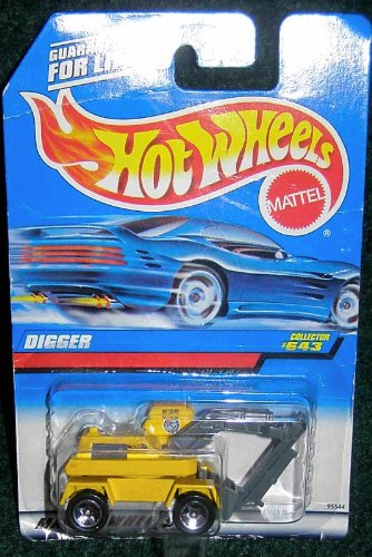HOT WHEELS 1997 COLLECTOR # 643 DIGGER