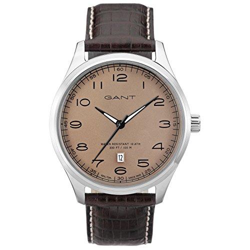 Gant Time orologio da polso da uomo al quarzo in pelle MONTAUK W71302