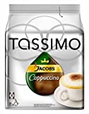 Tassimo Jacobs Krnung Cappuccino , 2er Pack (2 x 8 Portionen) - Auslaufartikel