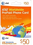 $50 AT&T Worldwide Prepaid Phone Cards-ON PROMO SALE NOW!!!