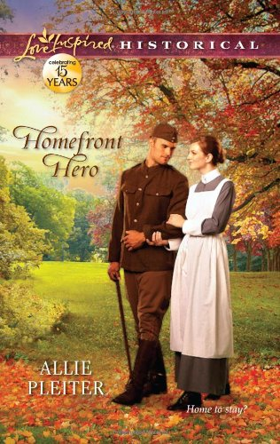 Image of Homefront Hero (Love Inspired Historical)