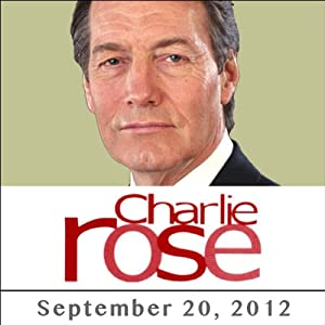 Charlie Rose: Jeffrey Toobin and Karen Elliott House, September 20, 2012 | [Charlie Rose]