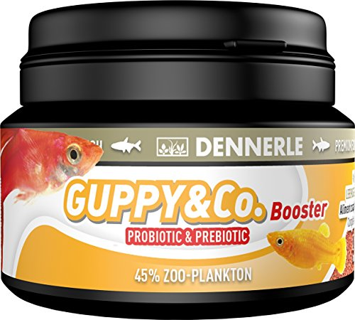 dennerle-guppy-co-booster-fish-food-100-ml-for-guppies-platies-mollies