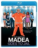 Tyler Perrys Madea Goes to Jail [Blu-ray]