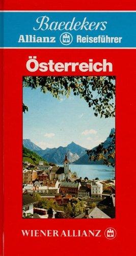 Österreich Baedekers Reiseführer