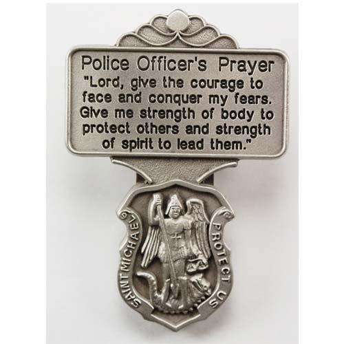 St-Michael-Police-Officer-Prayer-Visor-Clip