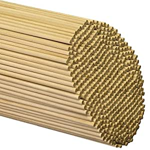 Wooden dowel rods 3 16 x 36 bag of 25 for Wooden dowels for crafts