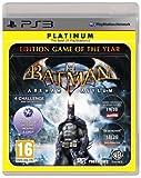 WARNER Batman Arkham Asylum [PS3]