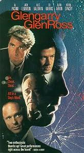 Glengarry Glen Ross [VHS]