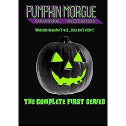 Pumpkin Morgue Paranormal Investigators series 1