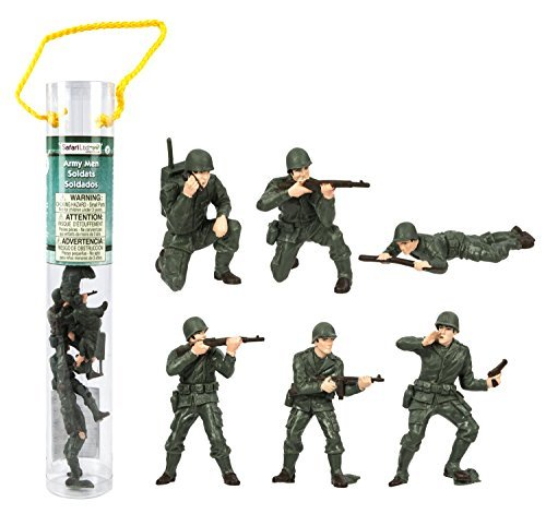 Safari Ltd Army Men Designer Toob - 1