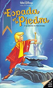 La Espada en La Piedra (The Sword in the Stone) [VHS]