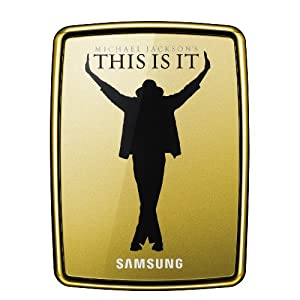 michael jackson this is it 500gb