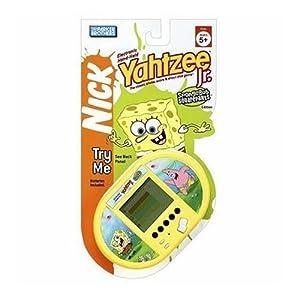 Electronic Hh Spongebob Yahtzee Jr.