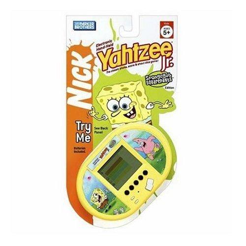 Electronic Hh Spongebob Yahtzee Jr. - 1