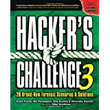 Hacker's Challenge 3: 20 Brand New Forensic Scenarios and Solutions (Hacking Exposed) (v. 3)