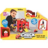 Tonka Chuck & Friends Fold 'N Go Fire Station