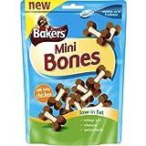 Bakers mini bones chicken 18 x 125g